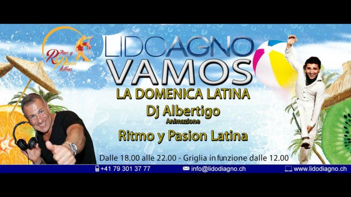 LIDO di AGNO – Domenica latina