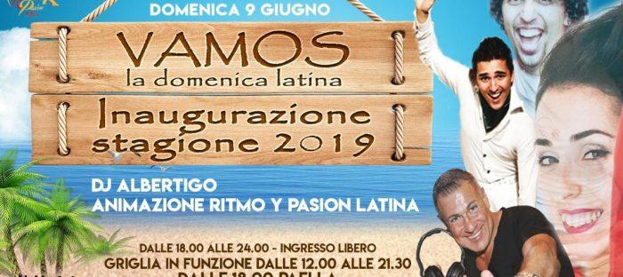 Domenica Latina- Lido di Agno
